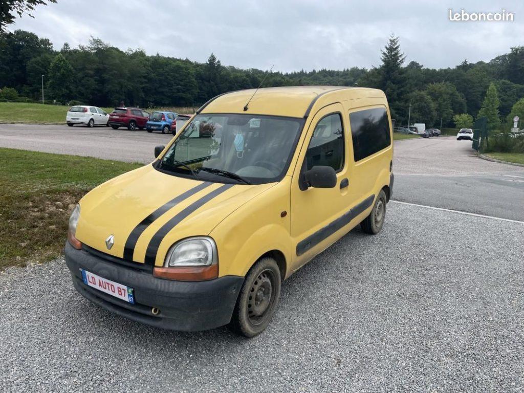 Renault Kangoo Express D 55 1.9 / 2990€