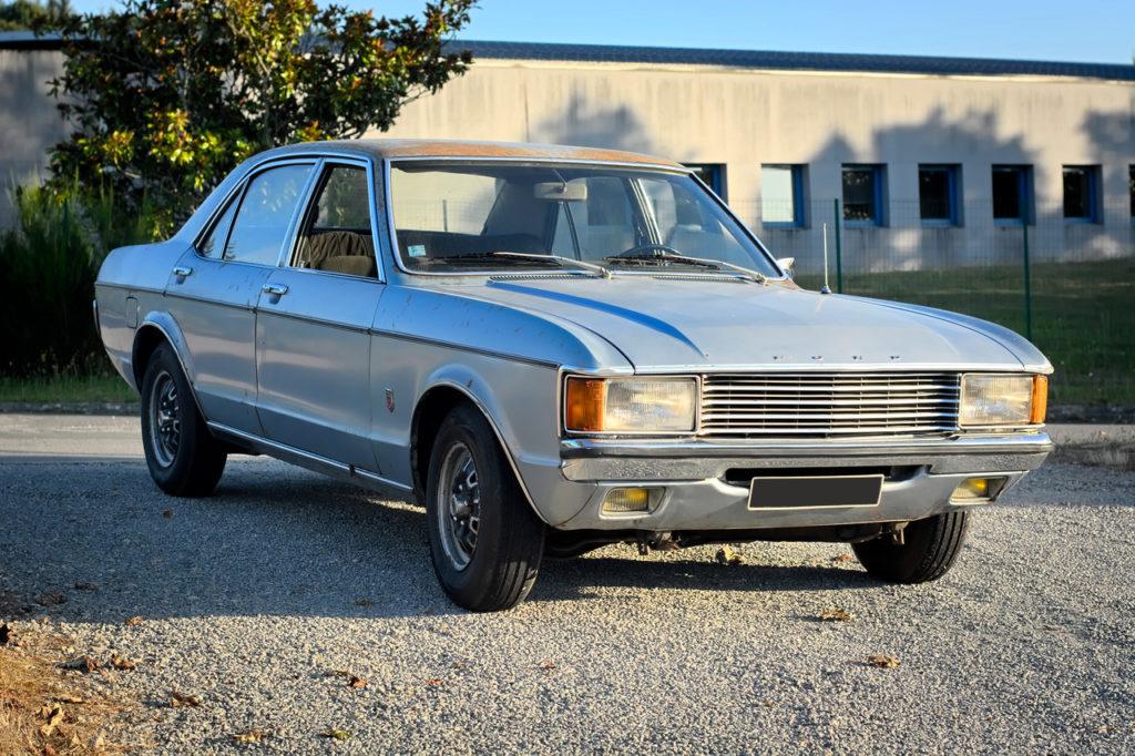 Ford Granada MK1 2.3L V6 – 1974