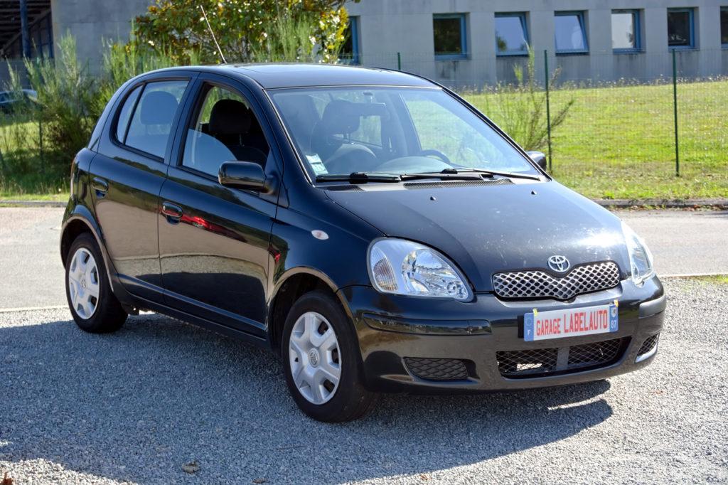 Toyota Yaris phase 2 1.3L 90CH 5PORTES / 2990€