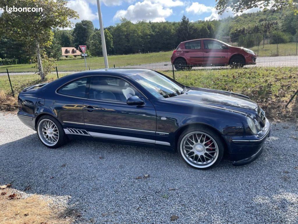 Mercedes Classe CLK 230 Kompressor 193cv / 3990€
