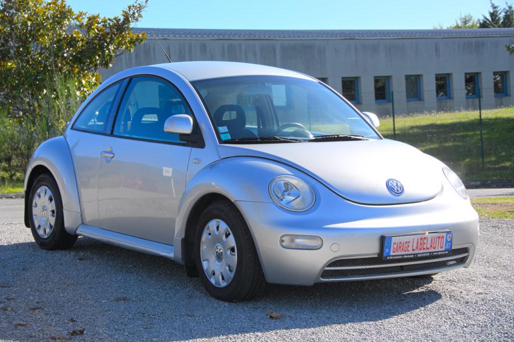 Volkswagen New Beetle 2.0L 115CH / 4490€